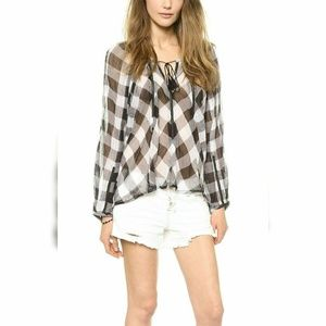 1393 Free People Women' Too Hot To Handle Top XS